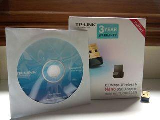 Adaptador USB-WIFI TP LINK