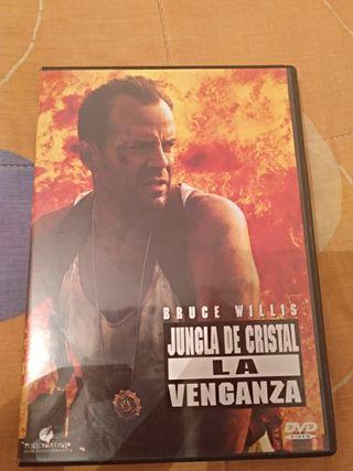 Dvd Jungla de Cristal- La venganza (Jungla 3)
