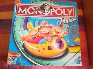 Monopoly junior.