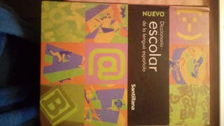 Diccionario escolar lengua española