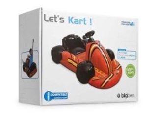Kart inchable para Wii