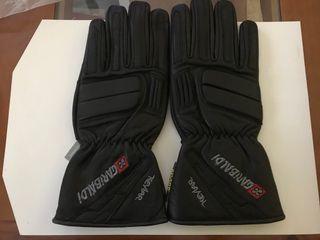 Guantes de piel Garibaldi Kevlar talla S