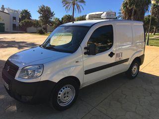 Fiat Doblo isotermo con equipo de frío