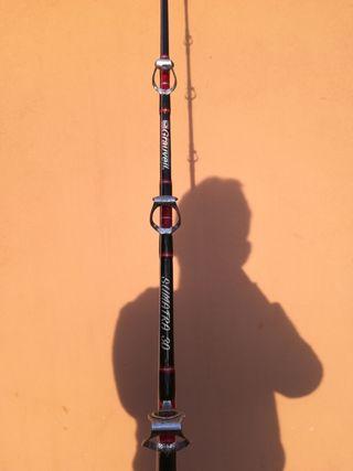 Caña currican grauvell Sumatra 30
