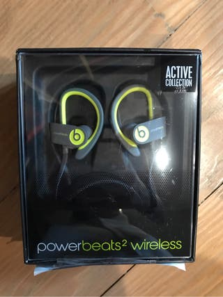 Power beats2 wireless