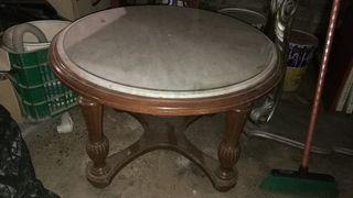 mesa antigua de centro