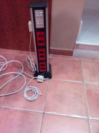 Vendo torreta eléctrica de oficina