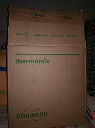 Caja Thermomix
