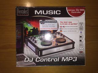 Dj control mp3