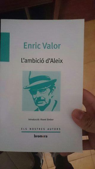 L'ambició d'Aleix (Enric Valor)