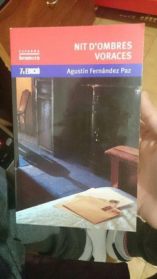 Nit d'ombres voraces (Agustin Fernandez)