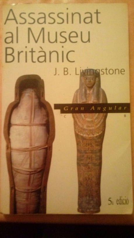 Assassinat al Museu Britànic de Livingstone