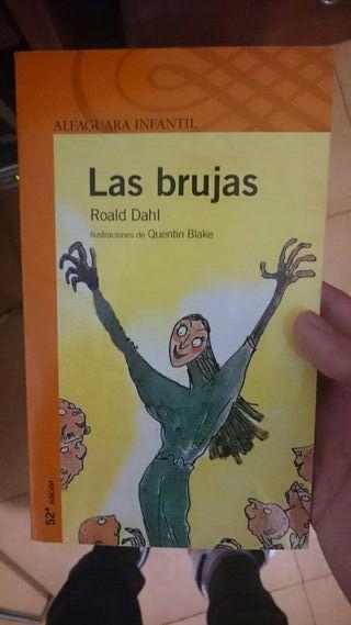 Las Brujas (Roald Dahl)