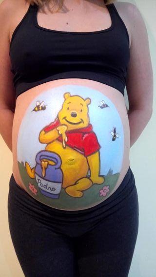 Belly Painting - Pintura para embarazadas