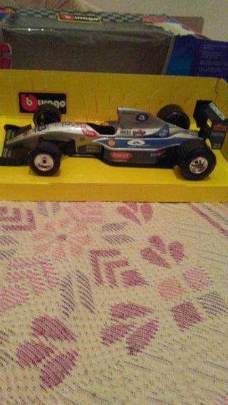 Coches Fórmula 1