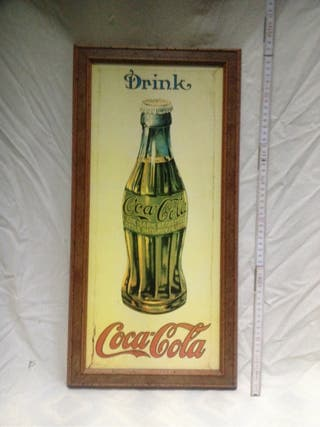 Cuadro Cocacola