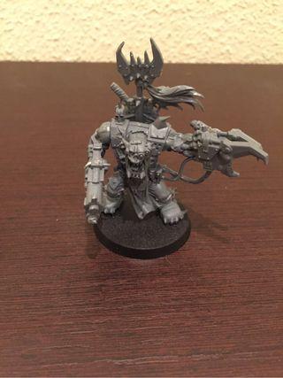 Warhammer caudillo orko
