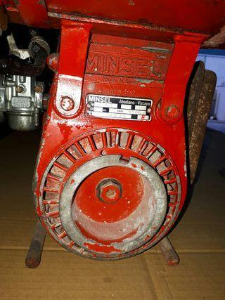 motor minsel motobomba