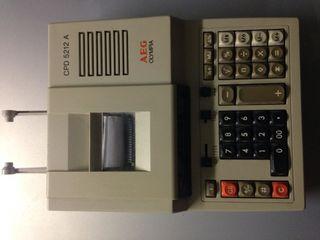 Calculadora contable aeg
