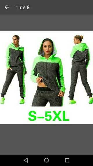 Chandal mujer l o xl