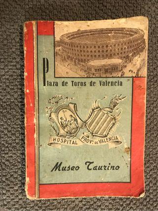 Valencia. Plaza de Toros Valencia. Museo Taurino