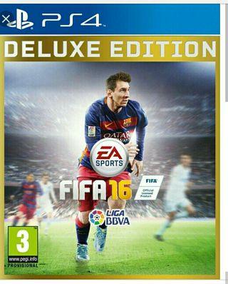 FIFA 16 edición DELUXE