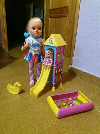 nancy parque infantil completo
