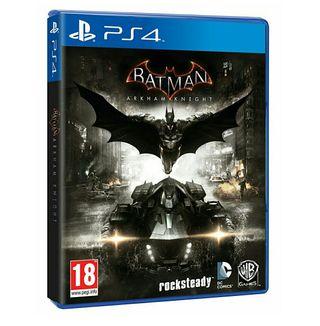 BATMAN para PS4
