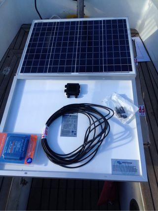 Kit Solar Instalacion Solar De Segunda Mano Por 280 En