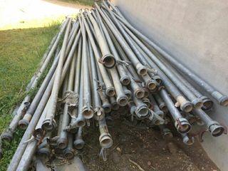 tubos de riego