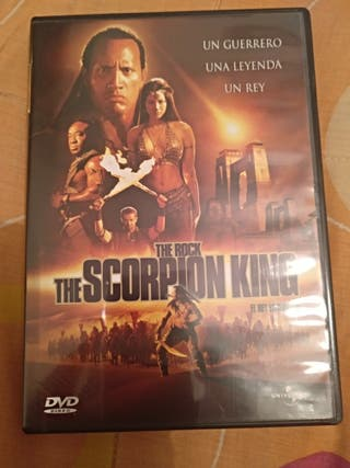 Dvd El rey escorpión