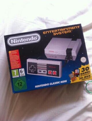 Nintento nes mini