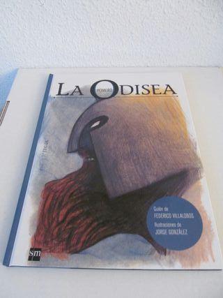 Libro La Odisea (colección clásicos en cómic)