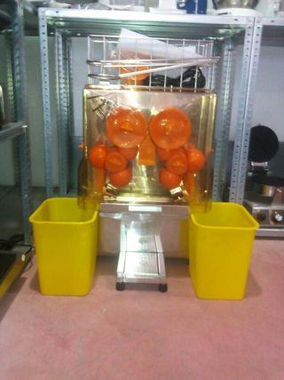 exprimidor de zumos automatico industrial