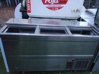 Botellero frigorifico 3 puertas