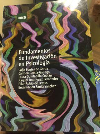 Investigacion Psicologia UNED