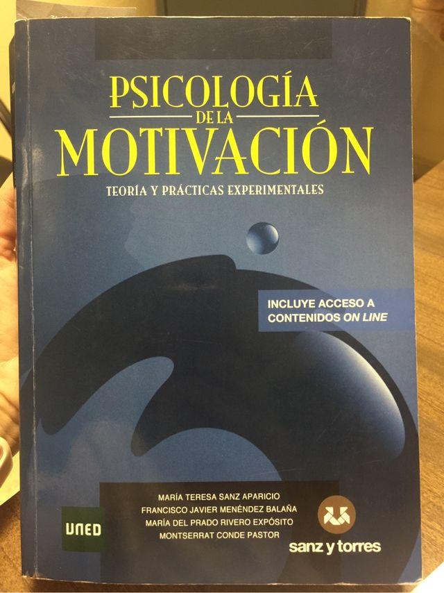 Psicología de la Motivación UNED