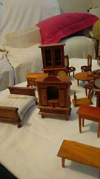 Muebles de casas de mu ecas de segunda mano por 40 en madrid en wallapop - Muebles segunda mano madrid particulares ...