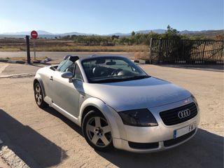 Audi TT Descapotable Plata - 180 CV - como nuevo