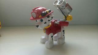 muñeco grande marsall patrulla canina