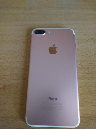 iphone 7 plus 32gb rosa nuevo con factura
