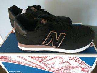 zapatillas negras mujer new balance