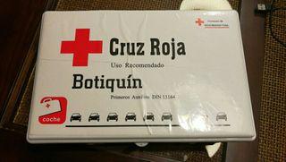 BOTIQUÍN - Primeros Auxilios