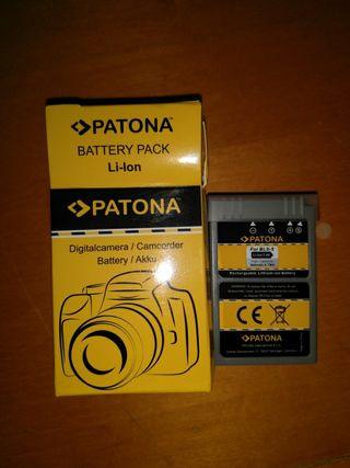 batería olympus e-m10 bls5