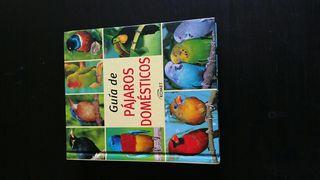 Libro Guía de Pájaros domésticos