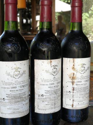 vino vega sicilia