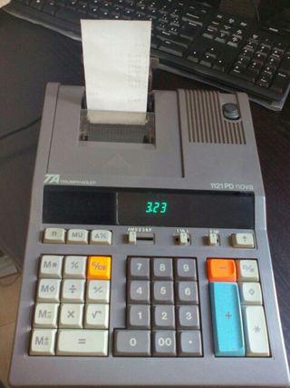 Calculadora Impresora Vinage Triumph-Adler