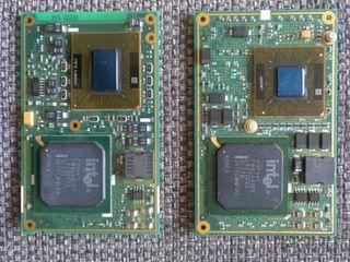 Micro placa base Intel