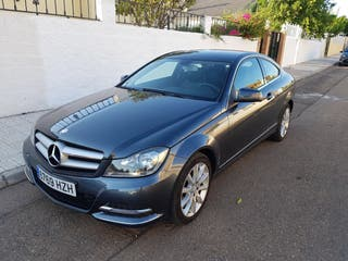 Mercedes-Benz C 220 Coupe 170cv