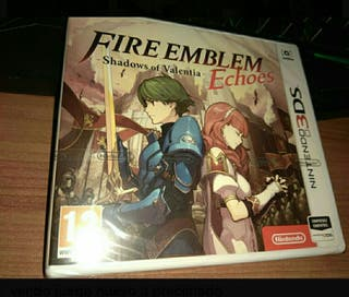 3ds juego fire emblem echoes